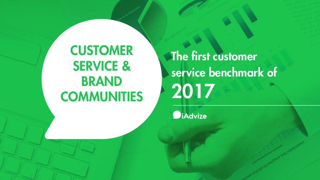 [Benchmark] Customer service and brand communities