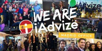 Le côté espagnol d'iAdvize