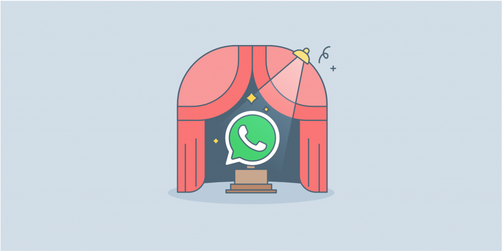 WhatsApp, the most popular messaging app in the world, now integrates with iAdvize!