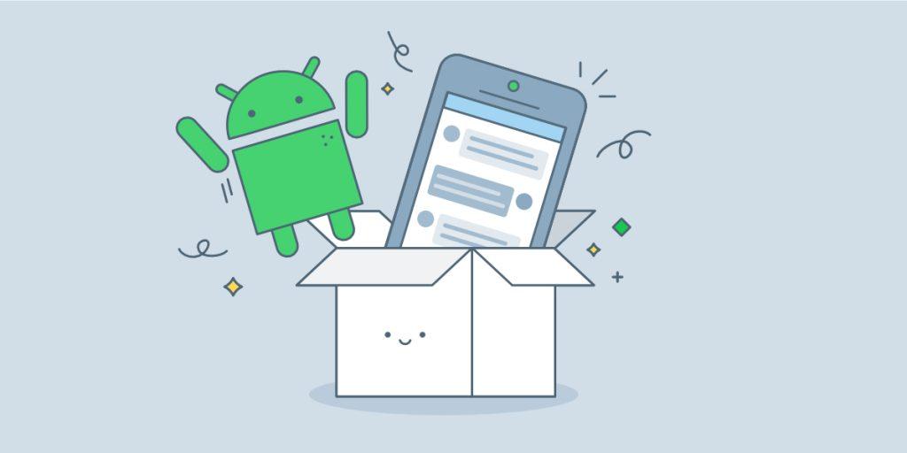 iAdvize sur Android avec notre SDK mobile !