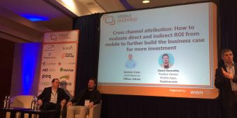 iAdvize spoke on cross channel attribution at Mobile Shopping Europe