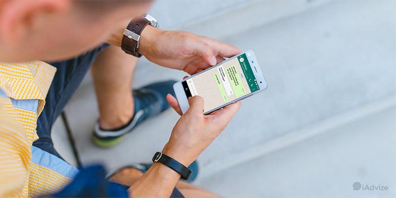 iAdvize integra WhatsApp a su plataforma de atención al cliente