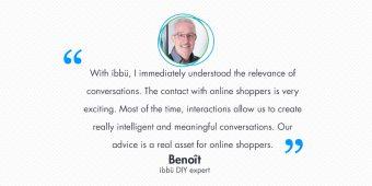 [Who are the ibbü experts?] Meet Benoît, ibbü DIY expert for ManoMano