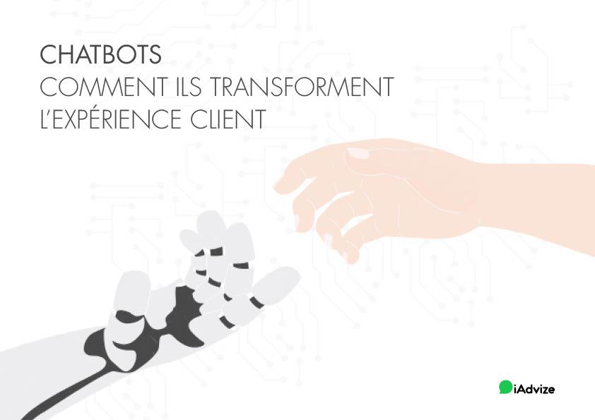 [Livre blanc] Chatbots : comment ils transforment l'expérience client