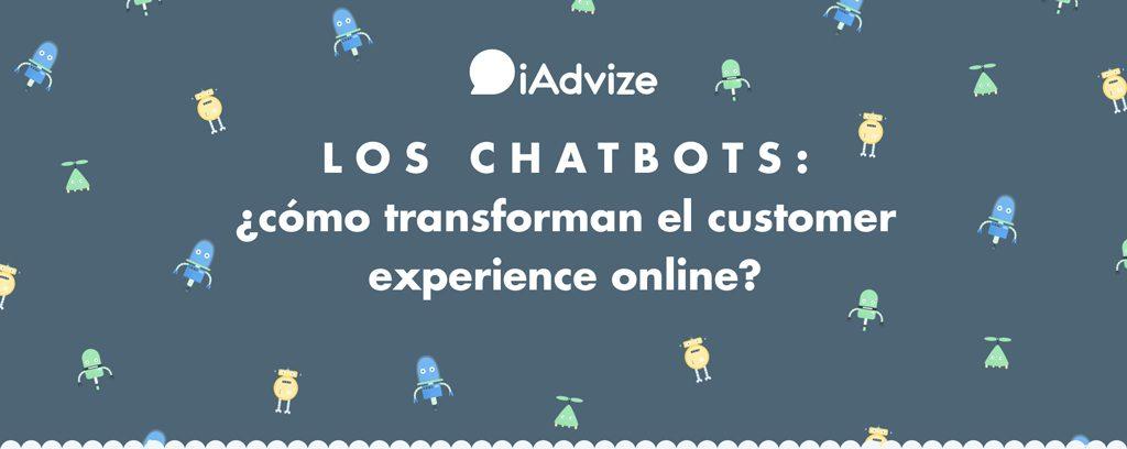 [Infografía] Los chatbots: ¿cómo transforman el customer experience online?