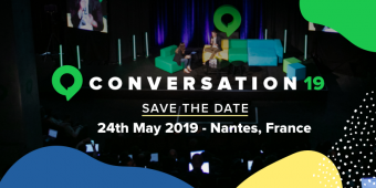 Conversation®️ 2019, the event highlighting the place conversations hold in the digital era