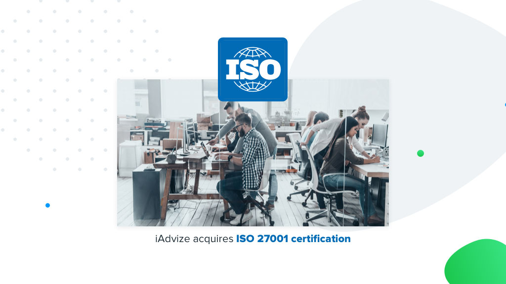iAdvize acquires ISO 27001 certification