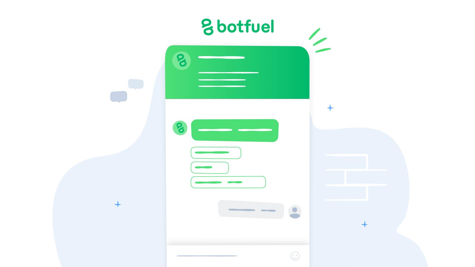 Einführung eines Conversational-Bots mit der neuen Botfuel-App