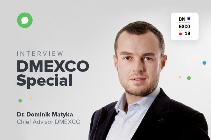 DMEXCO Special: Interview mit Dr. Dominik Matyka