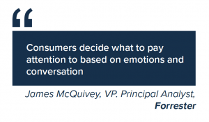 Conversational Tools Mix Forrester emotion iAdvize