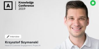 Von CRM zu CXM: eine Konversation mit Krzysztof, Head of Customer Engagement bei Project A