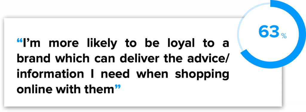 Omni-channel communication advice loyalty iAdvize