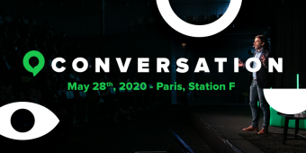 Conversation® kicks off at Station F, Paris on May 28th 2020