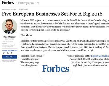 iAdvize in Forbes